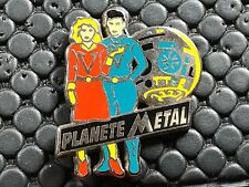 pins pin film cinema PLANETE METAL