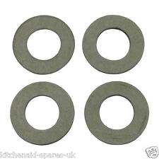 Kitchenaid Artisan & Pro Bowl Lift Mixer, Fibre Washers W10323378. (4 Pack)