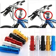 Creative Aluminium Bike Bicycle Fork Stem Extender Handlebar Riser Adapter