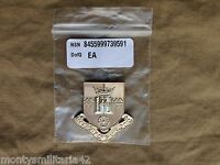 Original Genuine Issue British Army University of Sheffield OTC Cap Badge