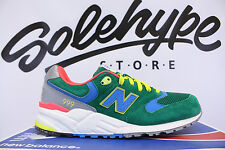 NEW BALANCE 999 ELITE EDITION PINBALL GREEN BOLT HI LITE ML999PN SZ 9.5