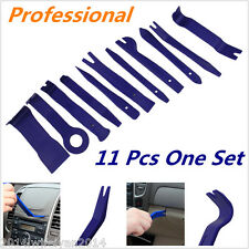 11pcs Autos Door Trim GPS Audio Dash Panel Centre Console Moulding Removal Tools