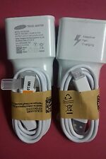 2Pc Samsung 2AMP Charger & USB Cable For All USB charged Mobiles (Fast Charging)