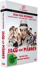 """Jagd auf Männer - mit Jean-Paul Belmondo (""""Abenteuer in Rio"""") - Filmjuwelen DVD"""