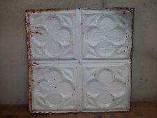 """24"""" x 24"""" Antique Tin Ceiling Tile"""