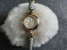 "Pretty Ladies Quartz Watch with a ""Rope"" Style Band"