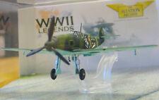 Corgi AA32104 Messerschmitt Bf 109E JG 26 Schlageter, Eduard Neuman, 1939 NEW
