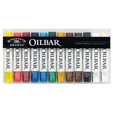 Artist Oilbar Set of 12 Winsor and Newton