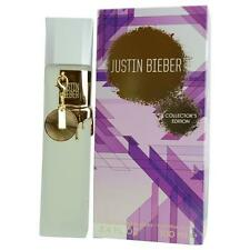 Justin Bieber by Justin Bieber Eau de Parfum Spray 3.4 oz  Collector's Edition