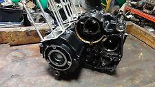 84 HONDA CB650SC NIGHTHAWK CB 650 SC HM785 ENGINE TRANSMISSION CRANKCASE CASES