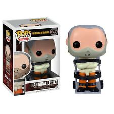 "Funko HANNIBAL LECTER from SILENCE OF LAMBS 3.75"" POP VINYL Figure Mint in Box"