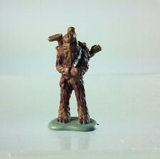 Star Wars ChewBacca C-3PO Battle Damage Micro Machine Galoob Bespin Figure AE