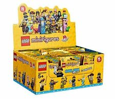 NEW SEALED LEGO 71007 Box/Case of 60 MINIFIGURES SERIES 12