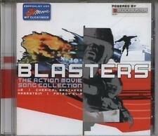 Blasters - Action Movie Song Collection- U2 ,Rammstein, KMFDM, Tricky, Oasis, Pl