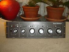 Sound Workshop 421, Broadcast, Disco Mixer, Vintage Rack, As Is