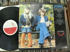 "ABBA""GREATEST HITS"".1976 ITALIAN DIG IT LABEL.NICE EXAMPLE DIFFERENT TO UK ISSUE"