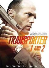 TRANSPORTER 1 AND 2 (NEW DVD)