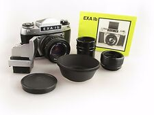 M42 Analog Kamera SET EXA 1B mit Pentacon 1,8 50mm +
