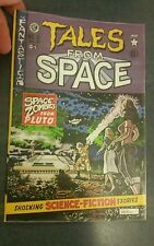 Back to the Future Prop comic book Tales from space 1