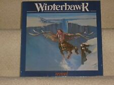 "WINTERHAWK--""Revival"": SEALED original U.S. guitar rock private pressing 1982 LP"