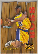 1997-98 Z-FORCE BOSS INSERT: KOBE BRYANT #3 OF 20 LOS ANGELES LAKERS