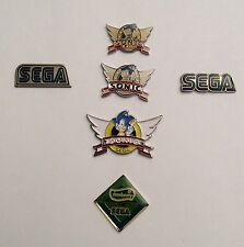 Lot 6 Pin's SEGA Sonic The Hedgehog Chambourcy