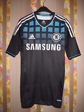 CHELSEA-ENGLAND-PLAYER-ISSUE-2011-2012-AWAY-FOOTBALL-SHIRT-JERSEY-ADIDAS-TECHFIT