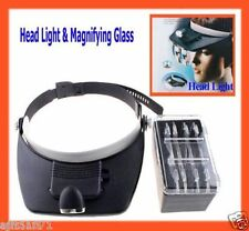 LIGHT HEAD MAGNIFYING GLASS