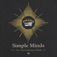 Simple Minds - Vinyl Collection 1979-1985 (7LP Box - 2015 - US - Original)
