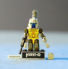 Kre-O Transformers 2013 Series 3 Mini Figures Micro Changers Guzzle