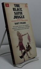 The Black Satin Jungle by Bart Frame - aka Indiscretions of a French Model