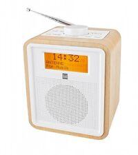 DUAL DAB CR 27  DAB+ / UKW Radiowecker mit zwei einstellbaren Weckzeiten
