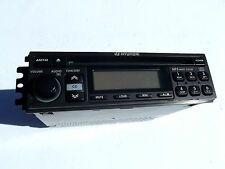 2003-2004 Hyundai Elantra single disc CD MP3 music player AM-FM Stereo used