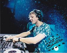 DJ Martin Solveig Autographed 8x10 Photo (Reproduction)