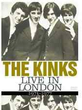 KINKS - 1973/1977 LIVE IN LONDON [DVD]