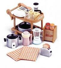 Sylvanian Families Furniture Kitchen Appliances set 407 from Japan