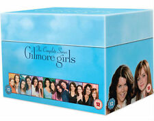 GILMORE GIRLS Complete Season Series 1 2 3 4 5 6 7 1-7 Collection Boxset NEW DVD