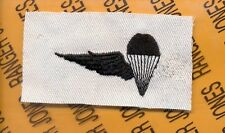Egyptian Airborne Syrian Middle East odd wing B style patch
