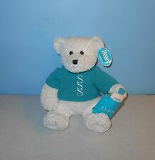 "12"" Let's Talk Avon Beary Beautiful Collection Lil Softie the Stuffed Avon Bear"
