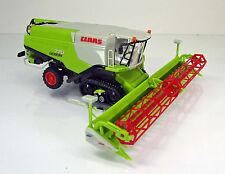 Wiking 038912 Claas Lexion 770 TT Mähdrescher mit V1050 Getreidevorsatz
