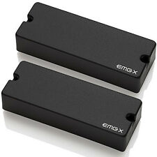 EMG 40DCX X Series Active Dual Coil 5-String Bass Pickup Set (ceramic) - black