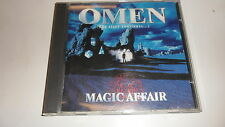 CD  Omen-the Story Continues von Magic Affair