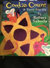 Cookie Count: A Tasty Pop-Up by Robert Sabuda Hardcover Book (English)