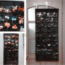 Hanging Jewelry and Accessory Organizer Storage Necklaces Pendants Bag Display