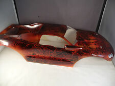 NEW BODY SHELL FOR TRAXXAS E-REVO 1/10- AIRBRUSHED RED TIGER CAMO