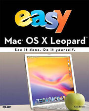 Easy Mac OS X Leopard, Binder, Kate, Excellent Book