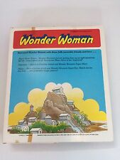 Mego Wonder Woman Doll With Fly Away Action!
