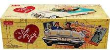 I Love Lucy 1955 Pontiac Convertible Die Cast Car