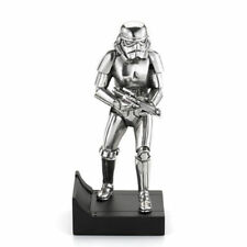 Star Wars Pewter Figurine Stormtrooper - Lucasfilm Approved - by Royal Selangor
