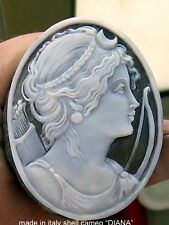 carved shell cameos
